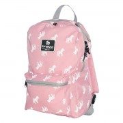 Brabo Original Zebra Backpack - roze
