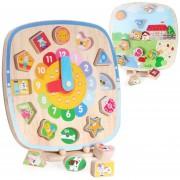 Juguete De Rompecabezas Reloj Magnético 360DSC - Multicolor