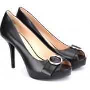 Nine West Women BLACK Heels