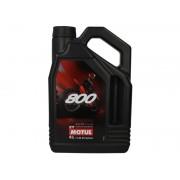 Ulei moto Motul 800 2T Off Road FACTORY LINE 4 litri