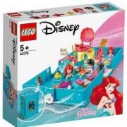 Конструктор Лего Дисни Принцеси - Приключенията на Ариел, LEGO Disney Princess 43176