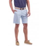 Polo Club Shorts New Ribera, Custom Fit blau