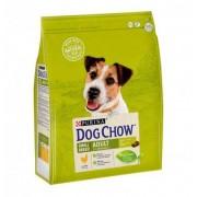 DOG CHOW Small Adult Para Perros Mini 2,5kg
