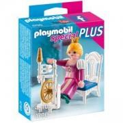 Комплект Плеймобил 4790 - Принцеса с чекрък, Playmobil, 291301