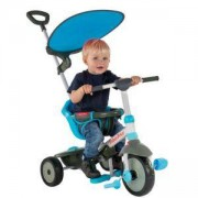 Детска триколка 3 в 1 smarTrike - Fisher Price, синя, 011092
