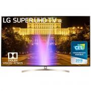 Televizor Super UHD LG 65SK9500PLA, 164 cm, Smart TV, 4K Ultra HD, Bluetooth, Wi-Fi, Negru/Auriu
