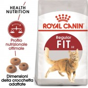 Royal Canin Regular Fit 32 - 400 g