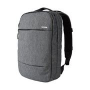 """Incase City Carrying Case (Backpack) for 39.6 cm (15.6"""") Notebook - Black Heather, Gunmetal Grey"""