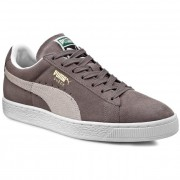 Sneakers PUMA - Suede Classic + 352634 66 Steeple Gray/White