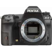 Aparat Foto DSLR Pentax K-3 Black Blody