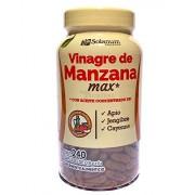 Solanum Vinagre de Manzana Max 240 cápsulas