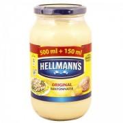 Maioneza Original Hellmann's 500+150ml