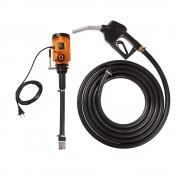 Elektrische Fasspumpe 230 V automatisches Zapfventil