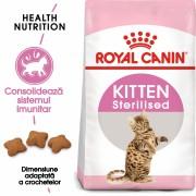 Royal Canin Kitten Sterilised, 2 kg
