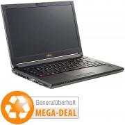 "Fujitsu Siemens Lifebook E546, 35,6 cm/14"", Core i3, 8 GB, 128GB SSD (generalüberholt)"