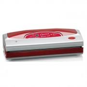 FLAEM Macchina per il Sottovuoto con Aspirazione Automatica e Saldatura Automatica manuale, Valore di Vuoto Pompa (60 Cm hg) -0,8 bar