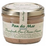 Pan Do Mar Tonhal Pástétom Bio Olivás