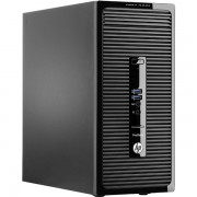 Calculator HP ProDesk 400 G2 Tower, Intel Core i3 Gen 4 4150 3.5 GHz, 4 GB DDR3, 500 GB HDD SATA, DVDRW, Windows 10 Home