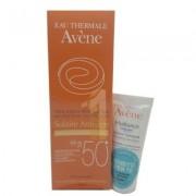 > Avene Solare Kit Crema Anti Età Spf 50 + Hydrance Emulsione Leggera