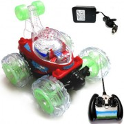 Rechargeable STUNT Dancing 360 Remote Control Car Kids Toys Battery Operated RC