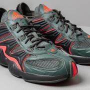 adidas FYW S-97 Legend Ivy/ Carbon/ Shock Red