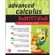 Advanced Calculus Demystified (Bachman David)(Paperback) (9780071481212)