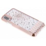 Rosé Gouden Luminescent Case voor de iPhone Xs / X