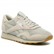 Обувки Reebok - Cl Nylon Mu CN6767 Light Sand/Wht/Skull Grey