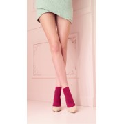 Trasparenze - Classic opaque ankle socks Marta
