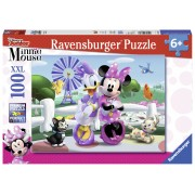 PUZZLE MINNIE SI DAISY, 100 PIESE