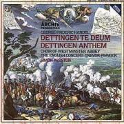 G.F. Handel - Dettingen Anthem (0028941064721) (1 CD)