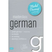 Masterclass German (Learn German with the Michel Thomas Method) (Thomas Michel)(CD-Audio) (9781444144833)
