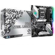 Tarjeta Madre ASROCK Z490 STEEL LEGEND 1200 DDR4 ATX USB Tipo C