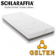 Schlaraffia GELTEX Quantum 200 TFK Taschenfederkern-Matratze & Gelschaum