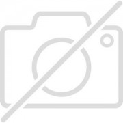 5five Simple Smart Sada 4 rustikálních svíček v červené barvě, výška 24,7 cm