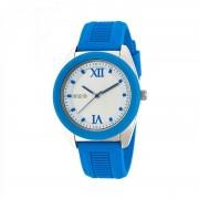Crayo Praise Quartz Watch - Blue/Silver CRACR3604