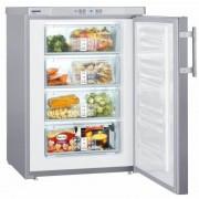 GARANTIE 4 ANI Congelator tip masa Liebherr, Premium, clasa A++, SmartFrost, 4 sertare, inox GPesf 1476