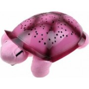 Lampa de veghe muzicala Broasca Testoasa roz