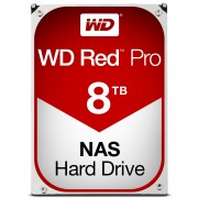 Western Digital WD Red Pro 8TB, 3.5inch, 128MB cache, 7200 class