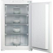 CDA FW482 Built In Freezer - White