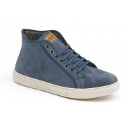 Natural World Bota Suede 894 Azul
