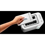 Braun Toaster HT 5010.WH weiß silber ID Collection, 2 kurze Schlitze, 1000 W