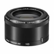 Nikon 1 NIKKOR AW 10mm f/2.8 negru