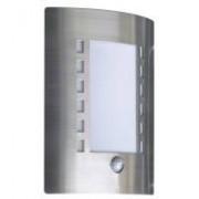 Messina Vägglampa m sensor 230