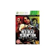 Xbox 360 - Red Dead Redemption Game of The Year Edition
