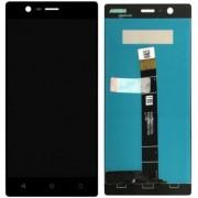 Display cu touchscreen Nokia 3 Original Negru