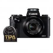 Canon Powershot G5X Aparat Foto Compact 20.1MP Full HD Wi-Fi Negru
