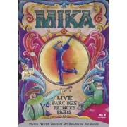 Mika - Live, Parc Des Princes, Paris (Blu-Ray)