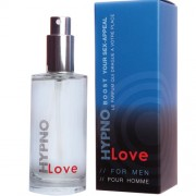 "Мъжки феромомен парфюм ""HYPNO LOVE"" 50 мл."