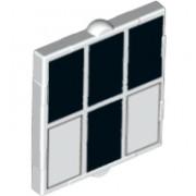 6132570 Geam 1 X 2 X 2 decorat - Tardis Windows